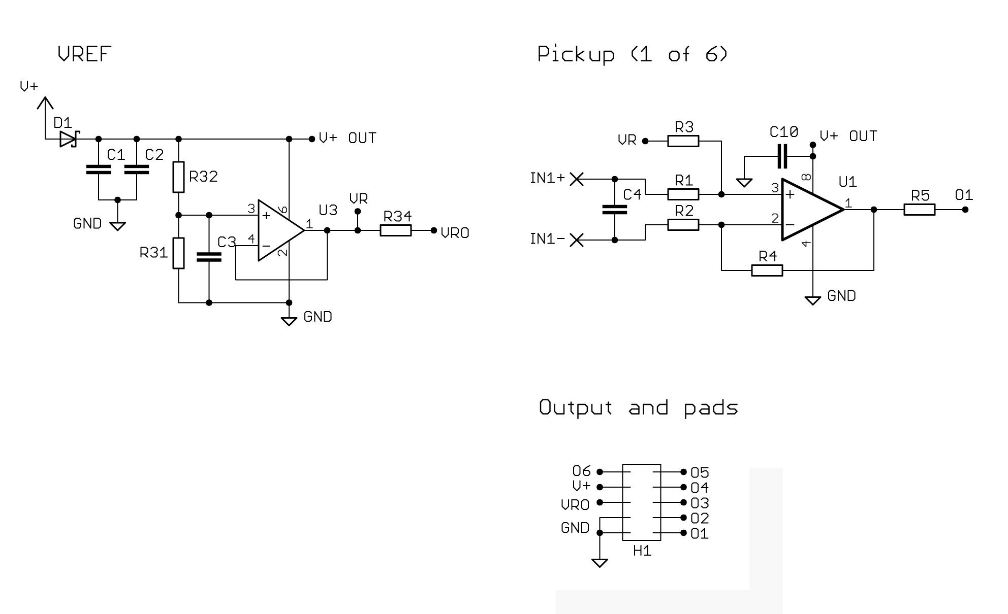 Neo6 V1.2 Schematic