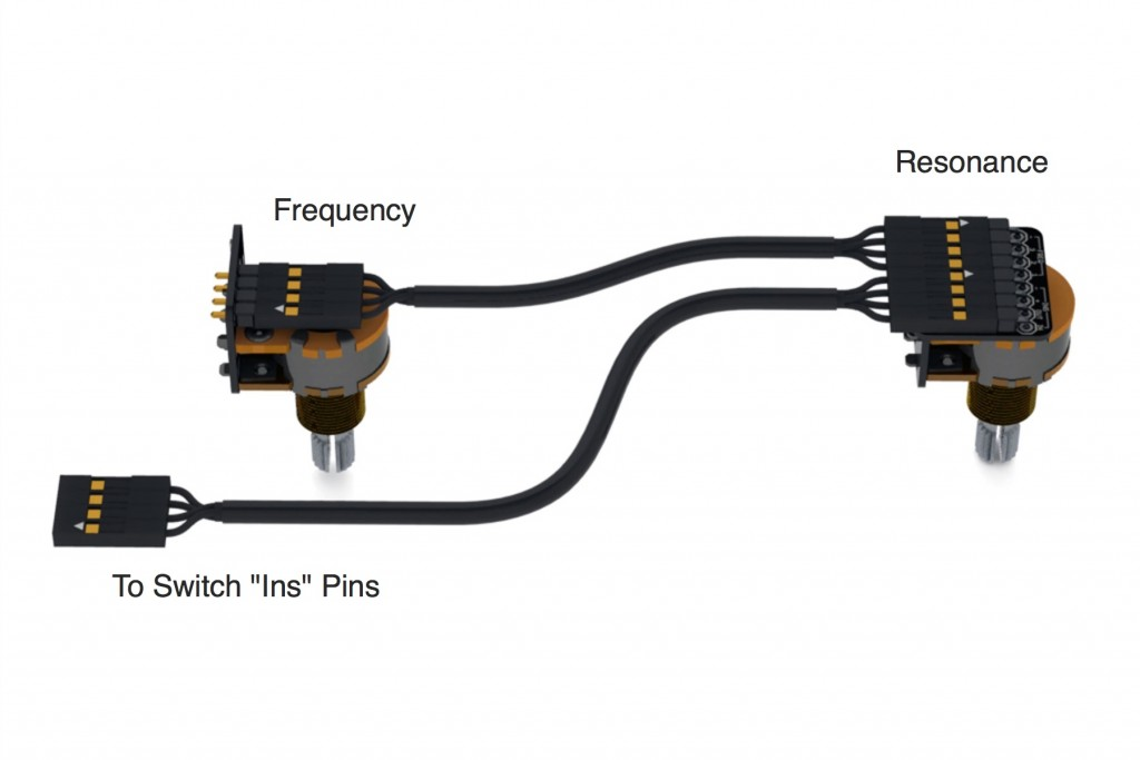Resonant-Filter-Wiring