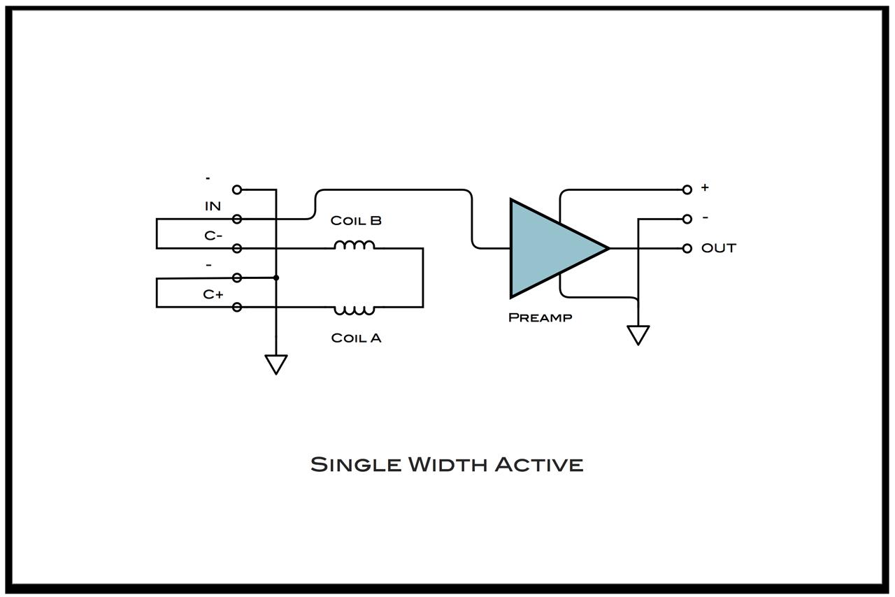 Active Single Coil Pickup Wiring Diagram Auto Electrical Seymour Duncan Pickups Cycfi Xr Series Datasheet V1 5 U2013 Research
