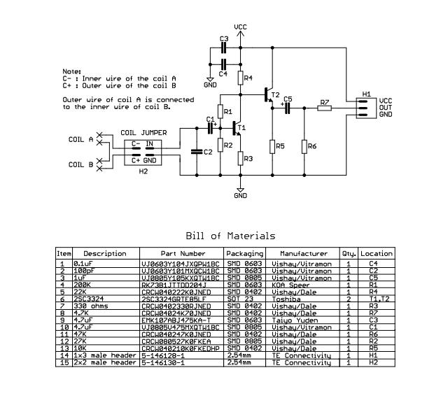 Cycfi Xr Series Datasheet V1 5  U2013 Cycfi Research