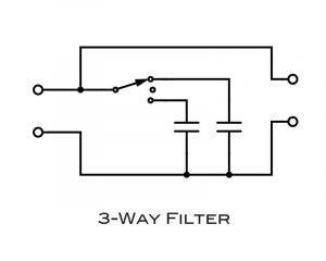 3-Way-Filter