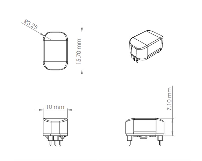 nu series modular active pickups